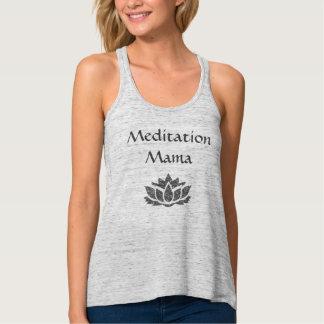 Meditation Mama Singlet