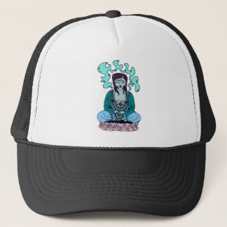 Meditation Trucker Hat