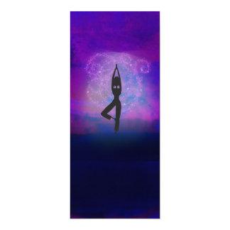 Meditation Yoga Invitation
