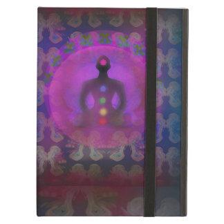 Meditation Yoga powiscase iPad Air Covers