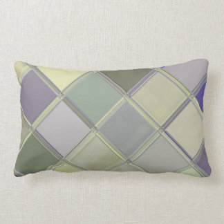 Mediterranean Art Custom Lumbar Throw Pillow