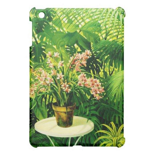 Mediterranean Garden iPad Mini Covers