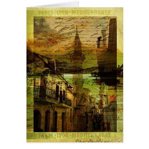 Mediterranean Mélange Card