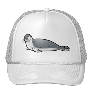 Mediterranean Monk Seal Cap