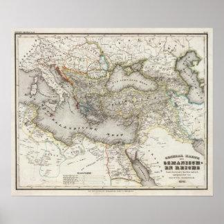 Mediterranean Region Poster
