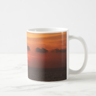 Mediterranean Sunset Coffee Mug