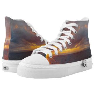 Mediterranean Sunset Shoes