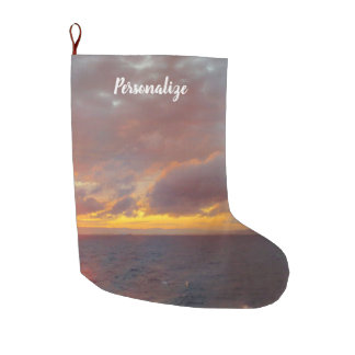 Mediterranean Sunset Stocking