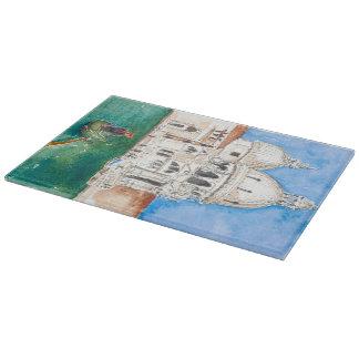 Medium Decorative Glass Cutting Board