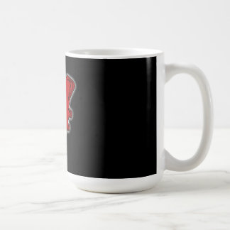 Medium Exploit Logo mug (White and Black)