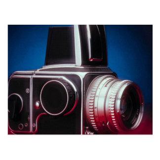 Medium format camera professional photographers postcards