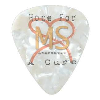 Medium Gauge  .80mm Guitar Picks, Pearl Celluloid Pearl Celluloid Guitar Pick