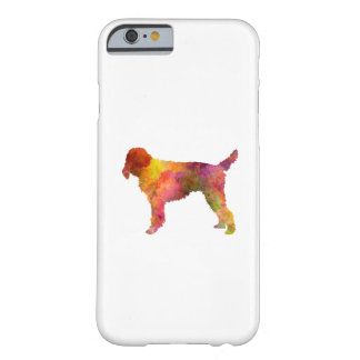 Medium Griffon Vendeen in watercolor Barely There iPhone 6 Case