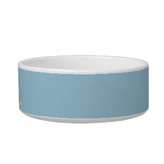 Medium Size Dog Food Bowl for French Bulldog