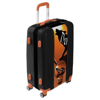 Medium Sized Luggage Suitcase DIREWOLF