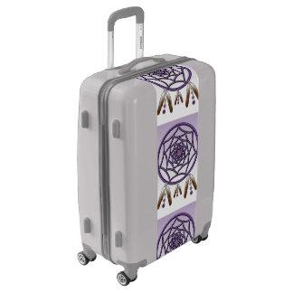 Medium Sized Luggage Suitcase DREAMCATCHER
