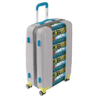 Medium Sized Luggage Suitcase MINI VACATION