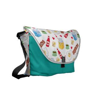 Medium Sized Messenger Bag