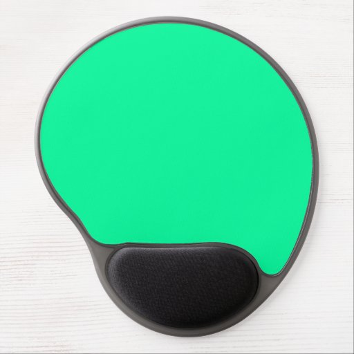 Medium Spring Green Gel Mouse Mats