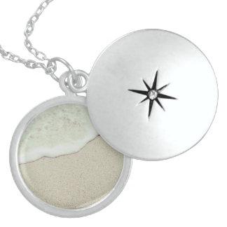 Medium Sterling Silver Round Locket