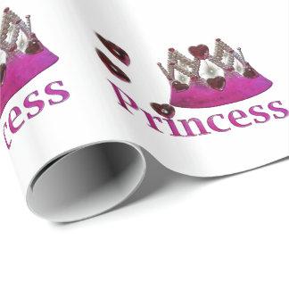 Medium Violet Red Princess Crown