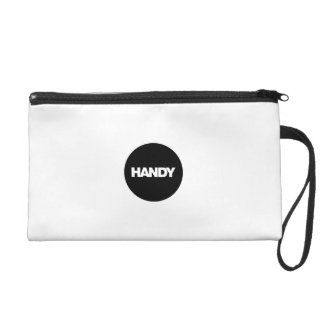Medium wrist pouch Handy Wristlet Purse