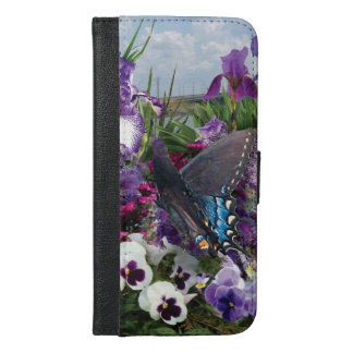 medly of purple with butterfly 1 phone case