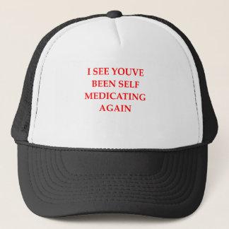 MEDS TRUCKER HAT