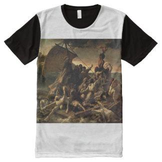 Medusa All-Over Print T-Shirt