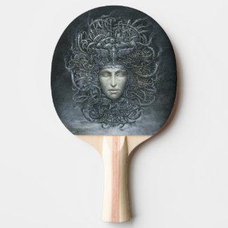 Medusa Cyborg Ping Pong Paddle