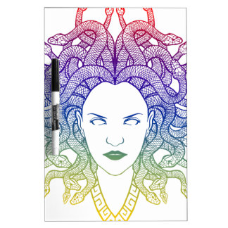 medusa dry erase boards