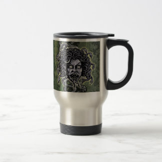 Medusa Gorgon Travel Mug