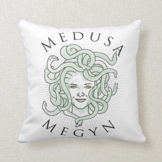 Medusa Hillary and Megyn -- Pillow