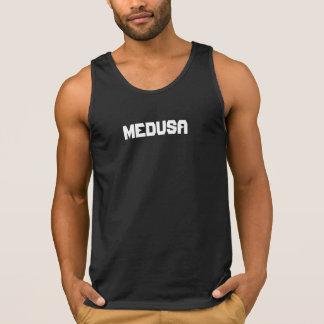 """MEDUSA"" Men's Ultra Cotton Tank Top, Black"
