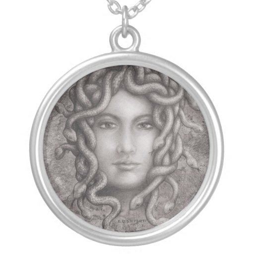 Medusa Pendants