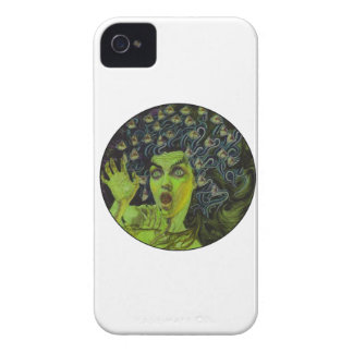 MEDUSA THE WARRIOR iPhone 4 CASE