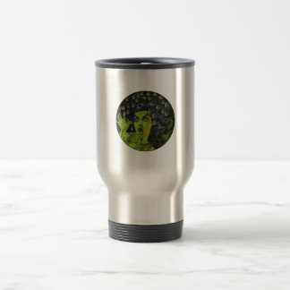 MEDUSA THE WARRIOR TRAVEL MUG
