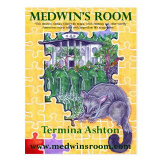 Medwin s Room Postcard