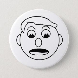Meeet Swoop E. Doop 7.5 Cm Round Badge