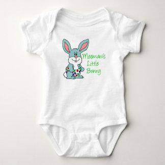 Meemaw's Little Bunny Baby Bodysuit