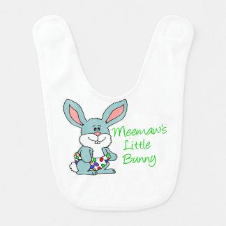 Meemaw's Little Bunny Bib