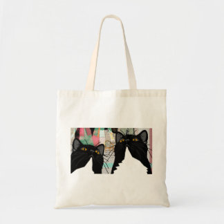 Meeow x2! Tote