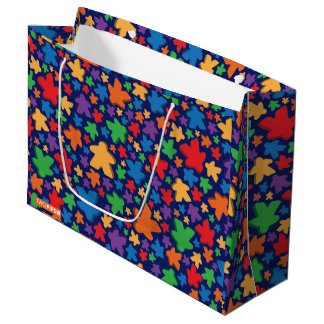 Meeple Gift Bag