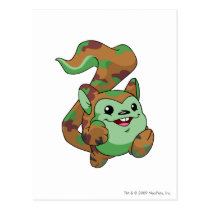 Meerca Camouflage postcards