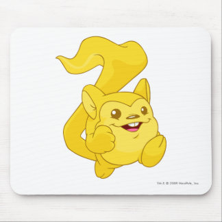 Meerca Gold Mouse Pad