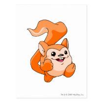 Meerca Orange postcards