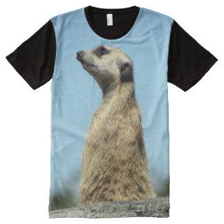 Meerkat (1377) T-Shirt All-Over Print T-Shirt