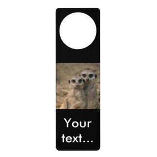 Meerkat_20170901_by_JAMFoto Door Hanger