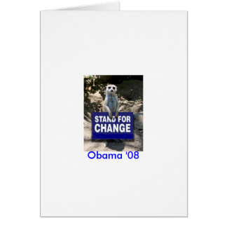 Meerkat 4 Obama Card