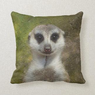 Meerkat Cushion
